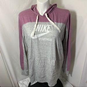 Lightweight Vintage Nike Pullover Hoodie